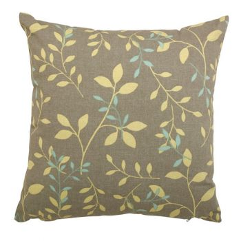 """Scatter cushion 18\""""x18\"""" Country Teal"""