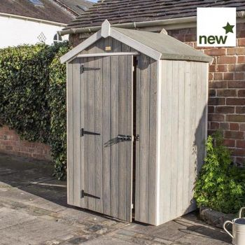 Heritage 4x3 shed
