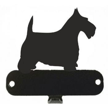 Scottie Dog 1 Hook Handy Hanger