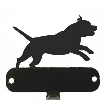 Staffordshire Bull Terrier 1 Hook Handy Hanger