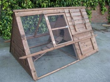 Highlander Ark Chicken House - Poultry coop for up to 6 hens