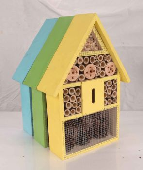 Four Seasons Insect Hotel - Blue