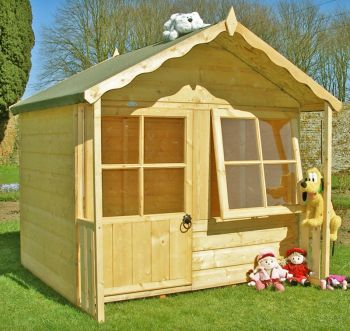 Kitty Playhouse Children's Wendy House