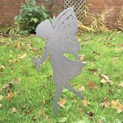 large fairy silver