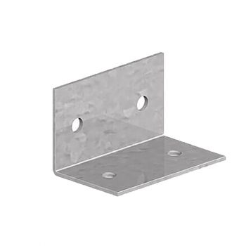 Fence L-Bracket (Pack of 4) ONLY AVAILABLE WITH A PURCHASE OF 3 FENCE PANELS