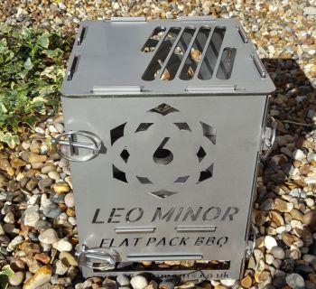Leo Minor Firebox BBQ