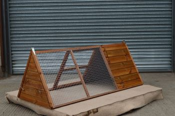 Fold Ark Deluxe Accommodation of Pets and Poultry