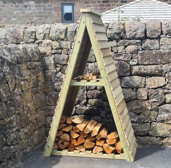 Triangle Log Store