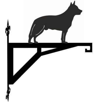Australian Cattle Dog Modern Contemporary Hanging Bracket