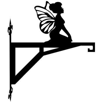 Fairy Kneeling Modern Contemporary Hanging Bracket