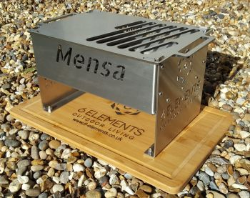 Mensa Braserade BBQ Table Grill