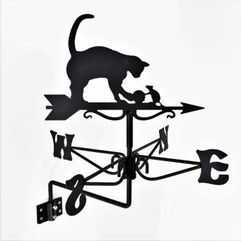 Mini Cat & Mouse Weathervane