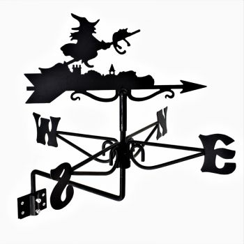 Mini Witch Weathervane