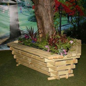 Crystal Tree Seat / Planter