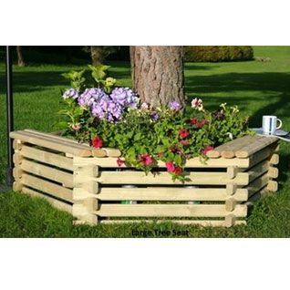 Large Tree Seat / Planter