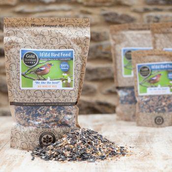 Cotswold Granaries 'No Wheat' Bird Food Medium