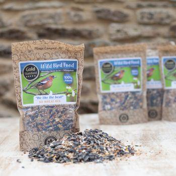 Cotswold Granaries 'No Wheat' Bird Food Small