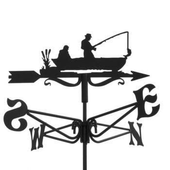 Mini Fisherman Weathervane