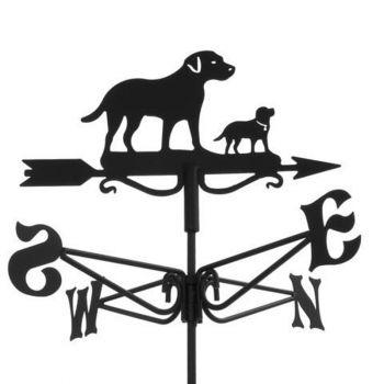 Mini Labrador Weathervane