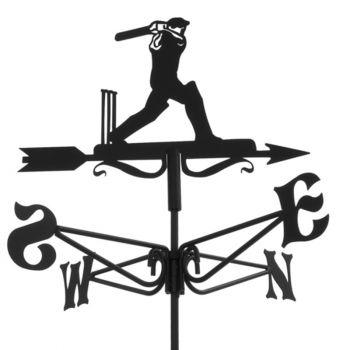Mini Cricketer Weathervane