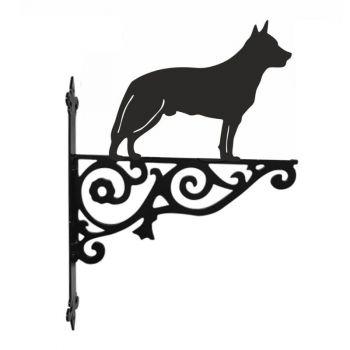 Australian Cattledog Ornamental Hanging Bracket
