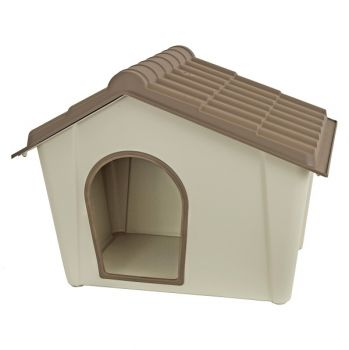 Dog House Plastic Dog Kennel Approx 790Lx560Wx600H