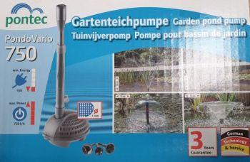 Pondtec 1000 lph pump