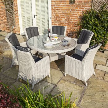 Prestbury 6 Seater Dining Set