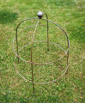 Large Bell Cloche 90 (The Plant Cage Support)