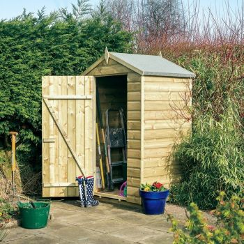 4 x 3 Oxford Shed