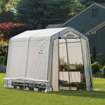 6x8 Greenhouse in a box