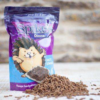 Spike's Semi Moist Hedgehog Food
