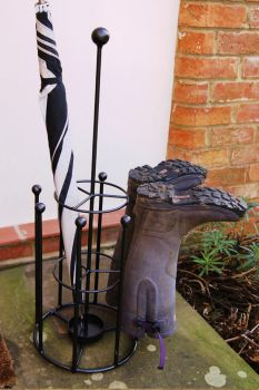Umbrella And Boot Stand