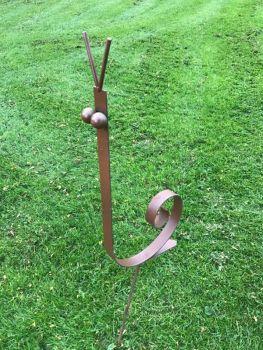 Snail Garden Art