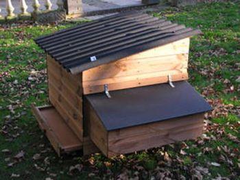 Swinford Poultry House Nest Box