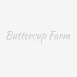Lotus Fibreglass Parasol 2.7m Anthracite Taupe