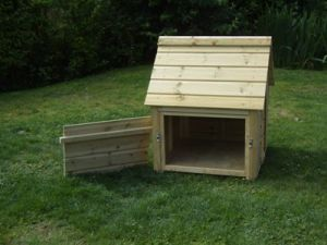 Campbell Duck House - up to 10 Ducks
