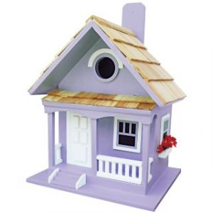 Lilac Cottage Birdhouse