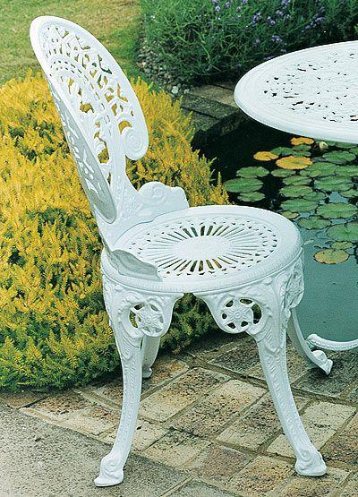 Cast Aluminium Garden Furniture, Cast Aluminium Garden Furniture