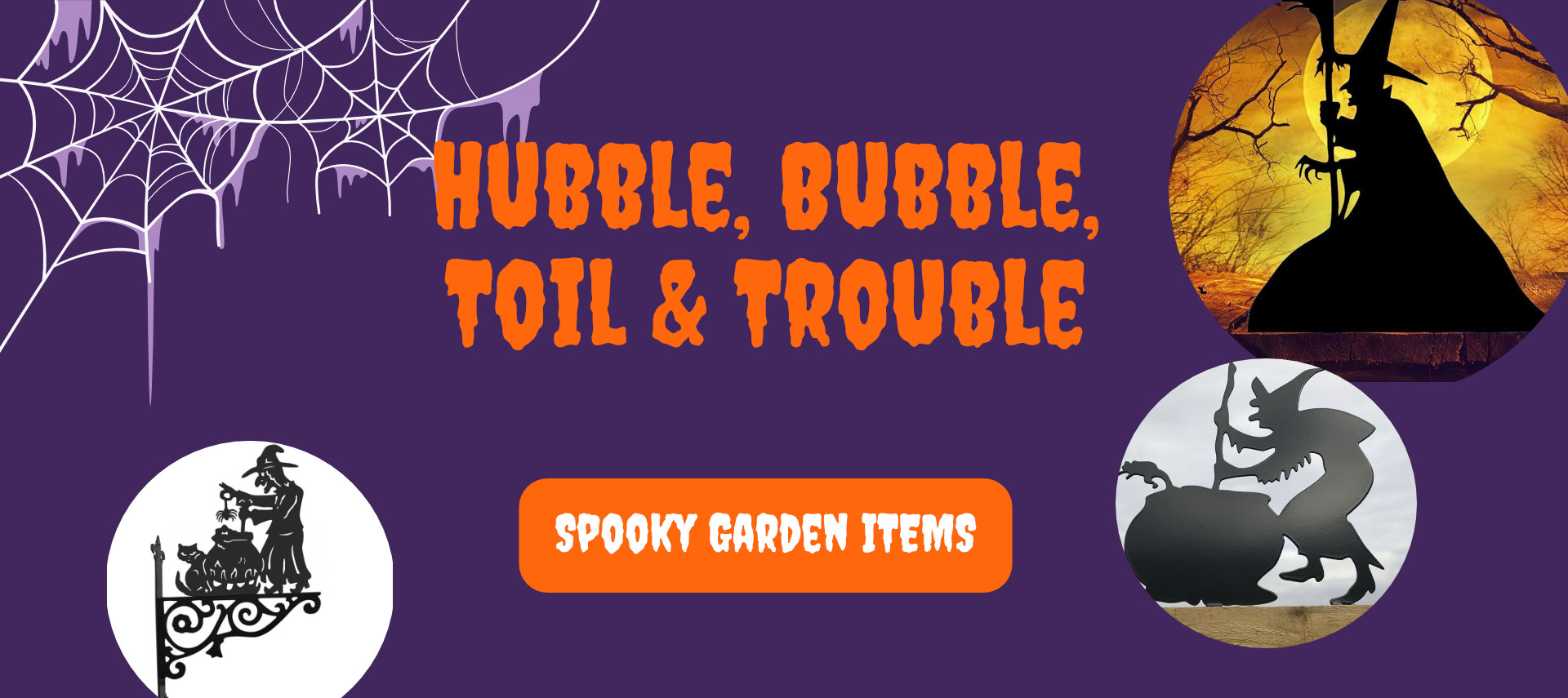 Halloween Garden Products